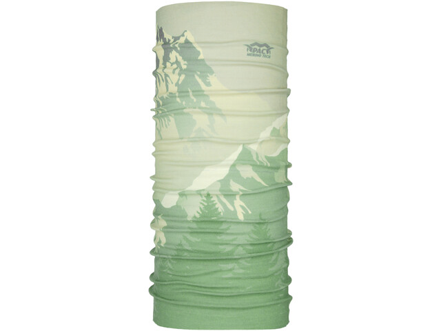 P.A.C. Pañuelo Tubo Técnico Merino, verde